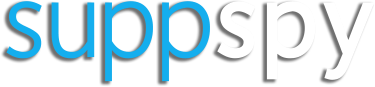 SuppSpy Logo.